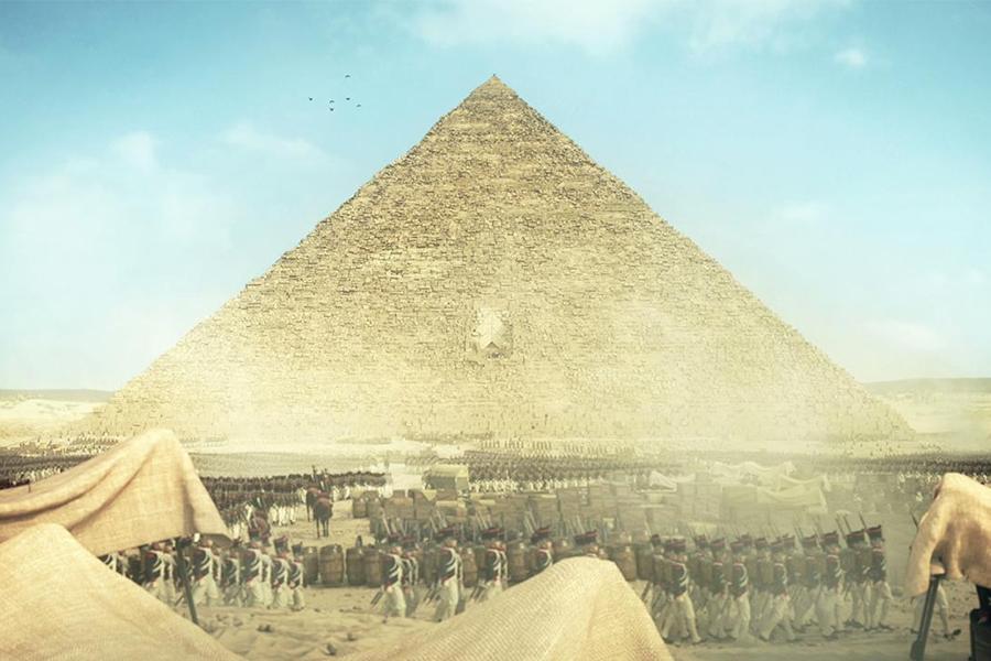 Bonaparte Egypte