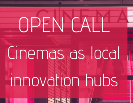 Cinemas innovation hubs