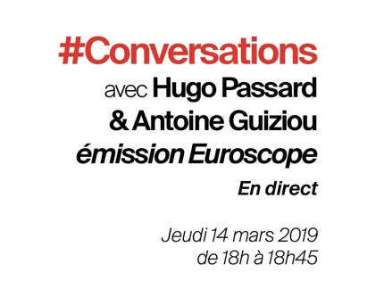 Conversations mars 2019