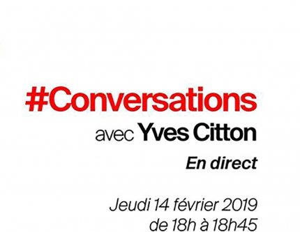 Conversations Yves Citton carre