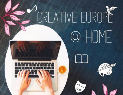 CreativeEuropeAtHome