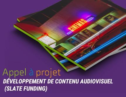 Slate Funding MEDIA