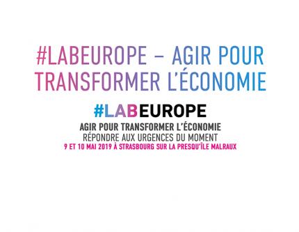 LabEurope Strasbourg mai 2019