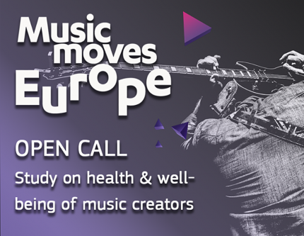 Music Moves Europe Sante 2019