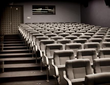Salle cinema